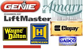 Garage Door Repair Brands